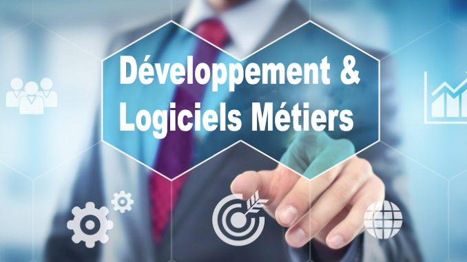 Developpement & Logiciels Métiers